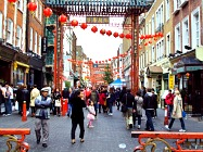 Hotels near Chinatown, London