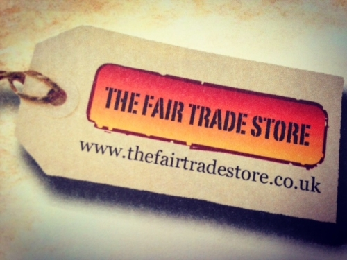 THE FAIR TRADE STORE LOGO