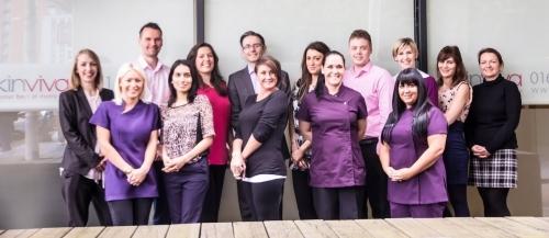 Skinviva Head Office Team
