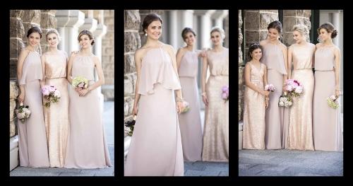 Sorella Vita Bridesmads