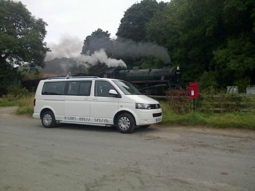North Yorkshire Moors Steam Train