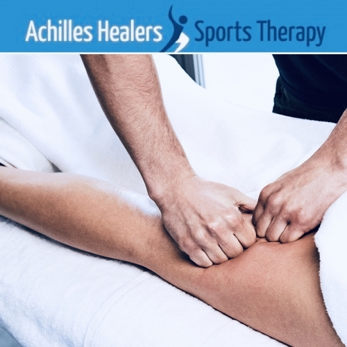 Runners Massage from Achilles Healers Sports Therapy