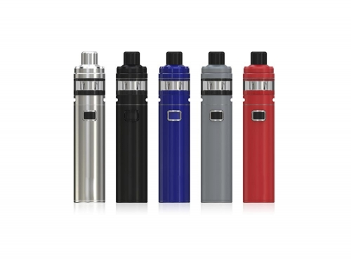 AIO Slider Hellfire E-cig Kit and E-liquid