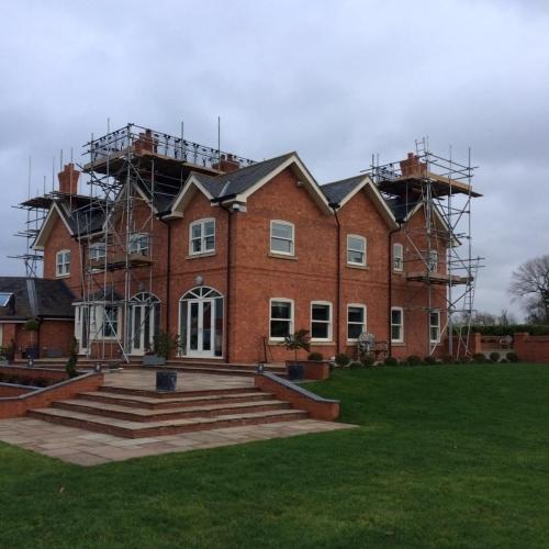 Scaffolding In Loughborough by KPM Scaffolding Ltd