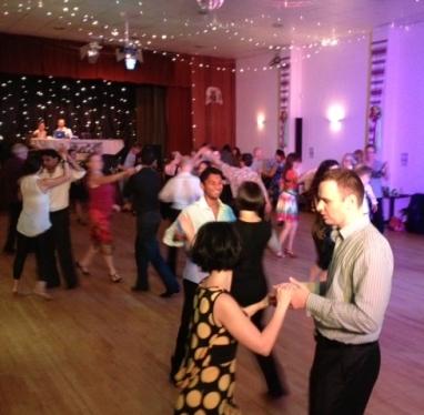 Social Ballroom and Latin dance events in London Inspiration 2 Dance