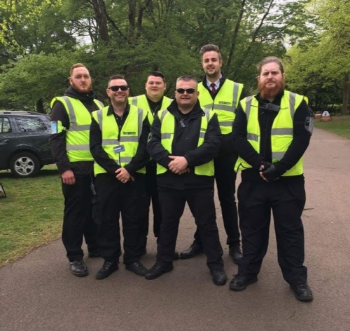 Events security
