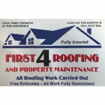First 4 Roofing
