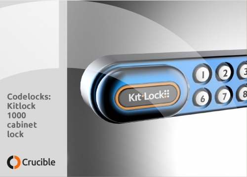 Codelocks cupboard lock