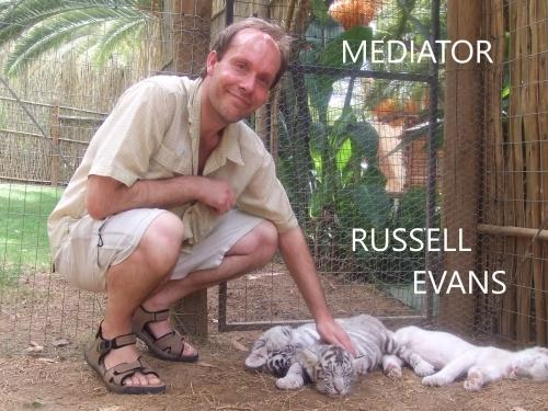 Mediator Russell Evans