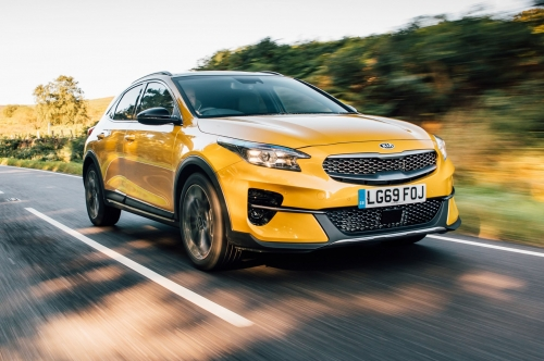 Kia XCeed Car Leasing Deals