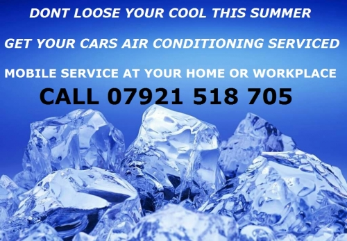 Car Air conditioning recharge service for R134a gas