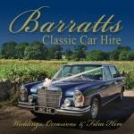 Barratts Classic Car Hire