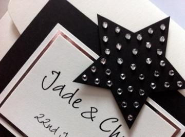 Wedding Wallet Invitation Sample