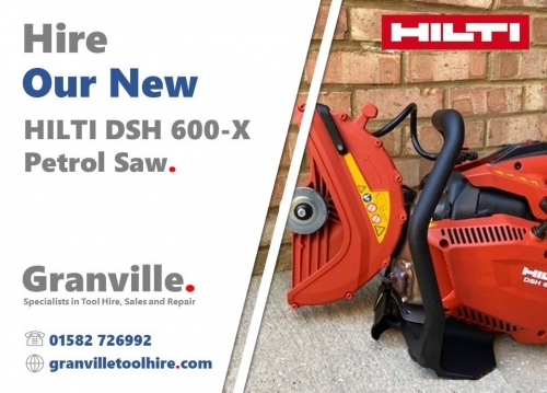 Granville Tool Hire Luton - Hedge Trimmer Hire