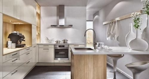 contemporary kitchens edinburgh