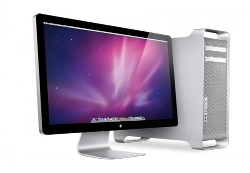 Apple Mac Pro and Display