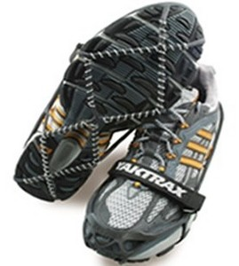 Yaktrax Pro from ICEGRIPPER