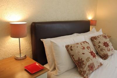1st floor Standard Double en-suite with Memory foam bed