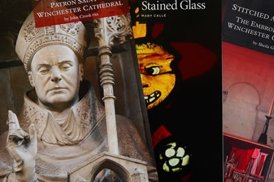 Winchester Cathedral Gifts and Books