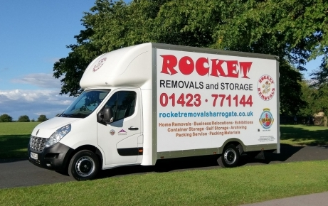 One of our Low-Loader Vans