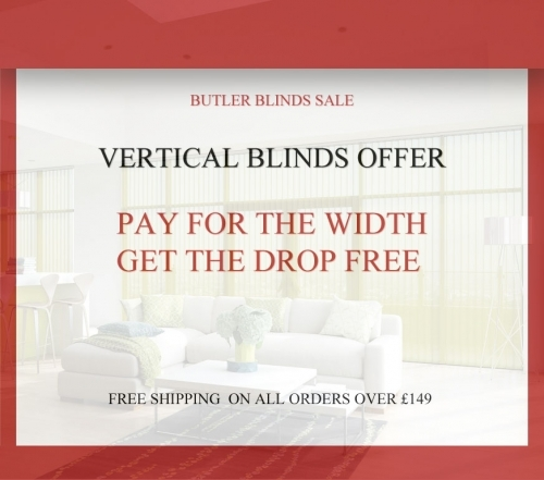 Offers for Vertical Blinds