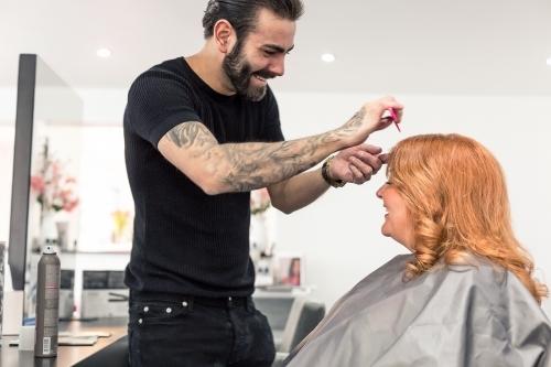 Hairdresser Wigan
