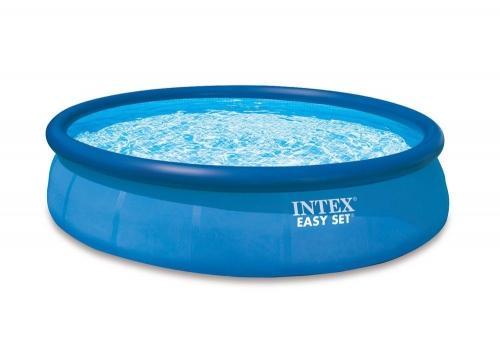"""INTEX EASY SET INFLATABLE POOL 10FT X 30"""" NO PUMP - 28120"""
