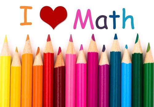 I Love Maths Small