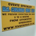 M & L Caravan Hire Ltd