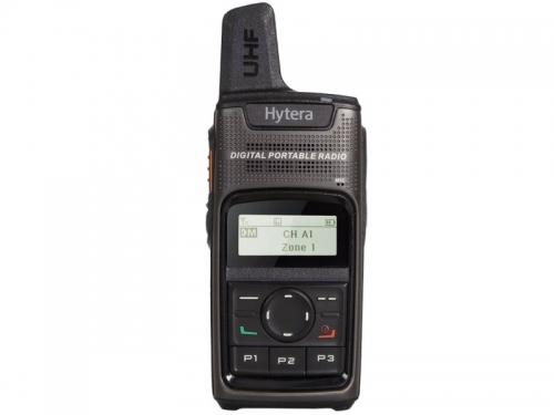 HYT HYTERA PD375 DIGITAL UHF LICENSED HANDHELD RADIO