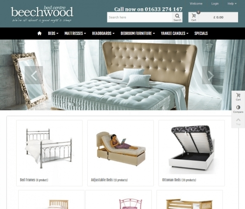 Beechwood Bed Centre