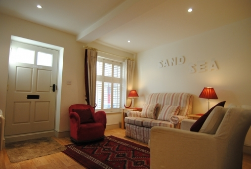 Living Room, Elgin Cottage
