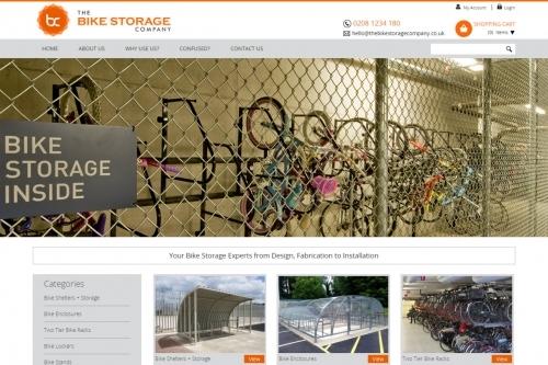 The Bike Storage Company