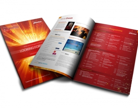 Annual Conference Brochure Design