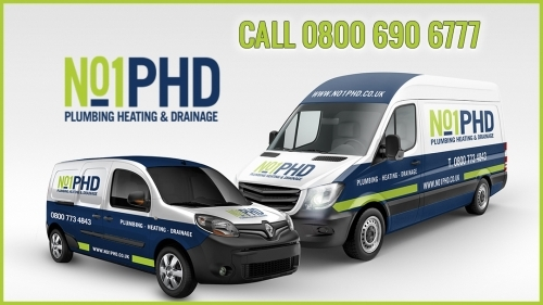 No1 PHD - Your Plumbing Heating Drainage Experts