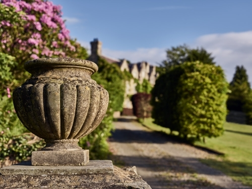 Bed and breakfast with the feel of a hotel near Cardigan
