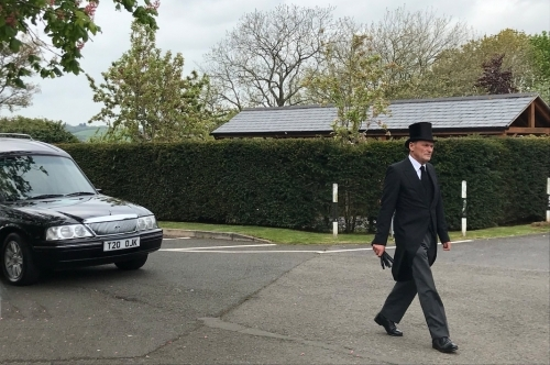 Tom Clark Funeral Director Teignmouth and Torquay