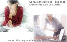 Laundry and dry cleaning to your work or home