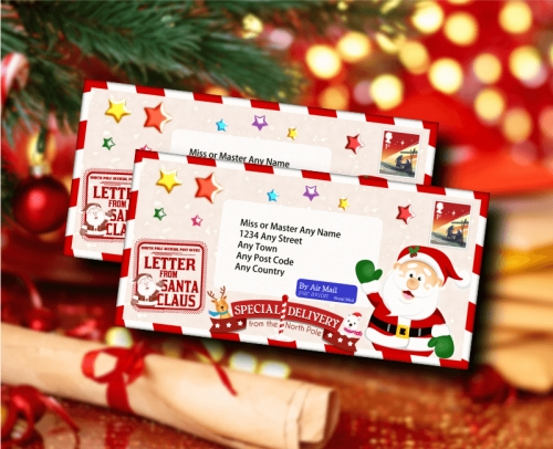 2 Santa Letters