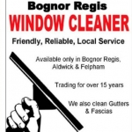 Bognor Window Cleaner