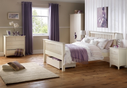 Aspen Stone White Bedroom Furniture