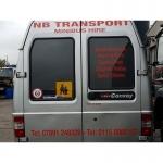 NB Transport Minibus Hire