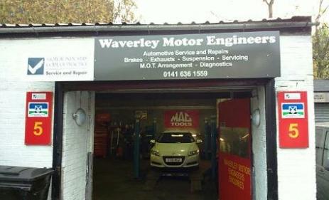 Car Mechanics in Shawlands, Glasgow