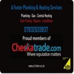 A Foster Plumbing & Heating Ltd