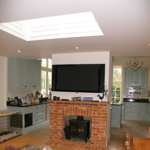 Kitchen Extension to Listed Dwelling, Hildenborough