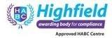 Highfield Awarding Body for Compliance Centre