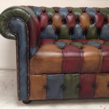 Bespoke Leather Sofa, Made to order