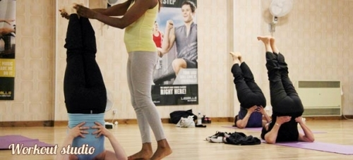 Fitness Classes in LE4