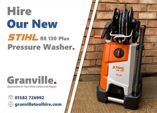 Granville Tool Hire Luton - Pressure Washer Hire