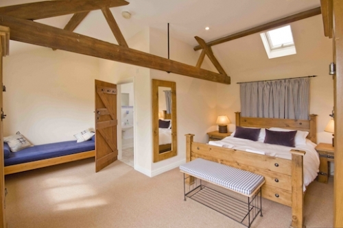 Trinity Cottage Kingsize Bedroom